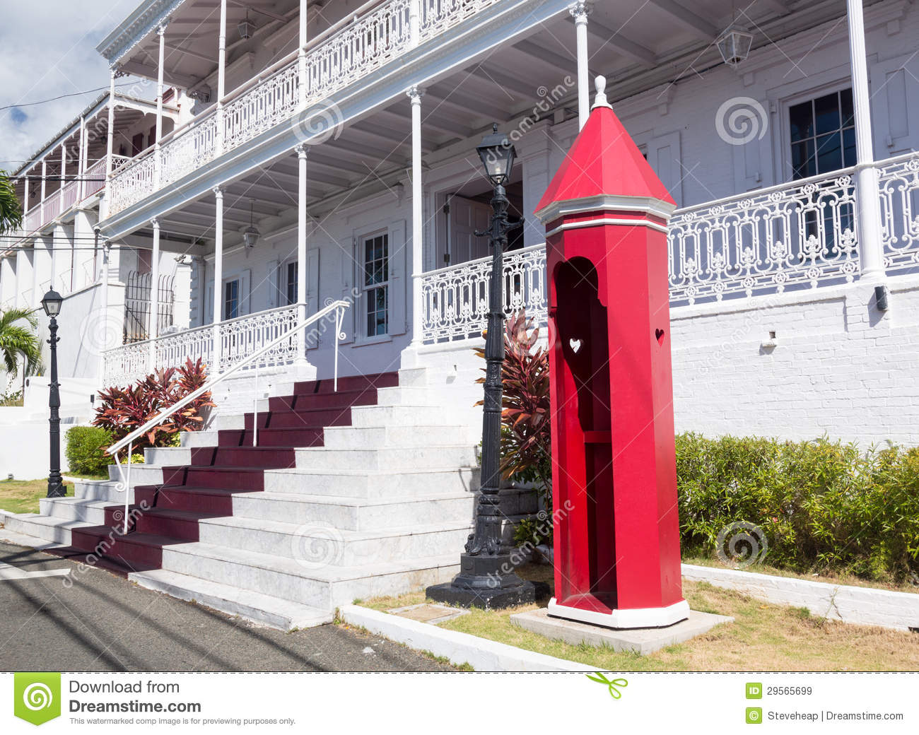 Government House - Virgin Islands