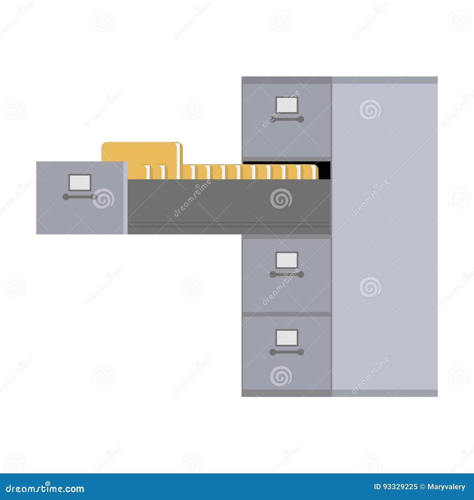 Contenitori Per Documenti Ufficio.Governo Di Archivio Aperto Contenitore Di Ferro Di Indice Di Carta