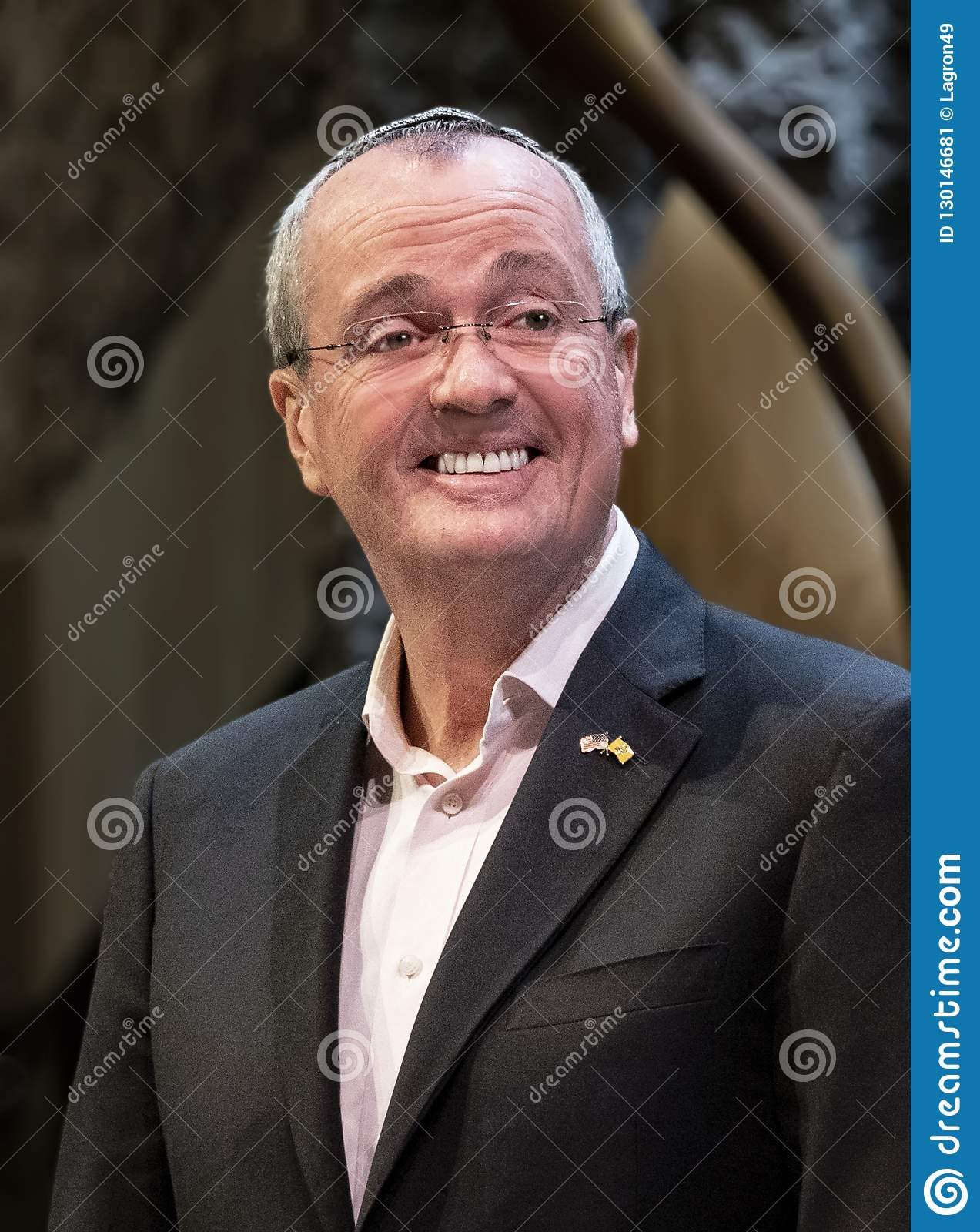 Governor Phil Murphy of New Jersey