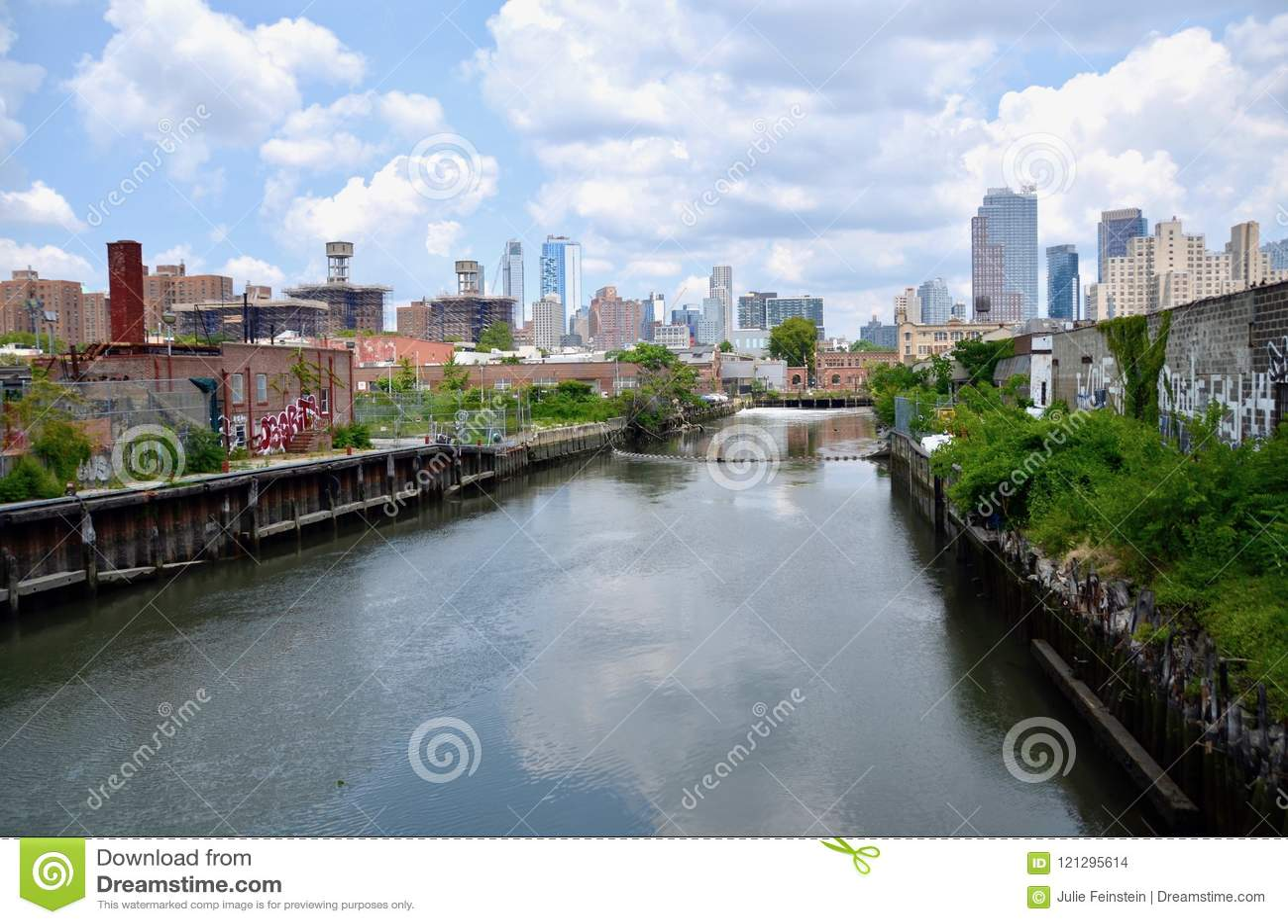 Gowanus-Kanal