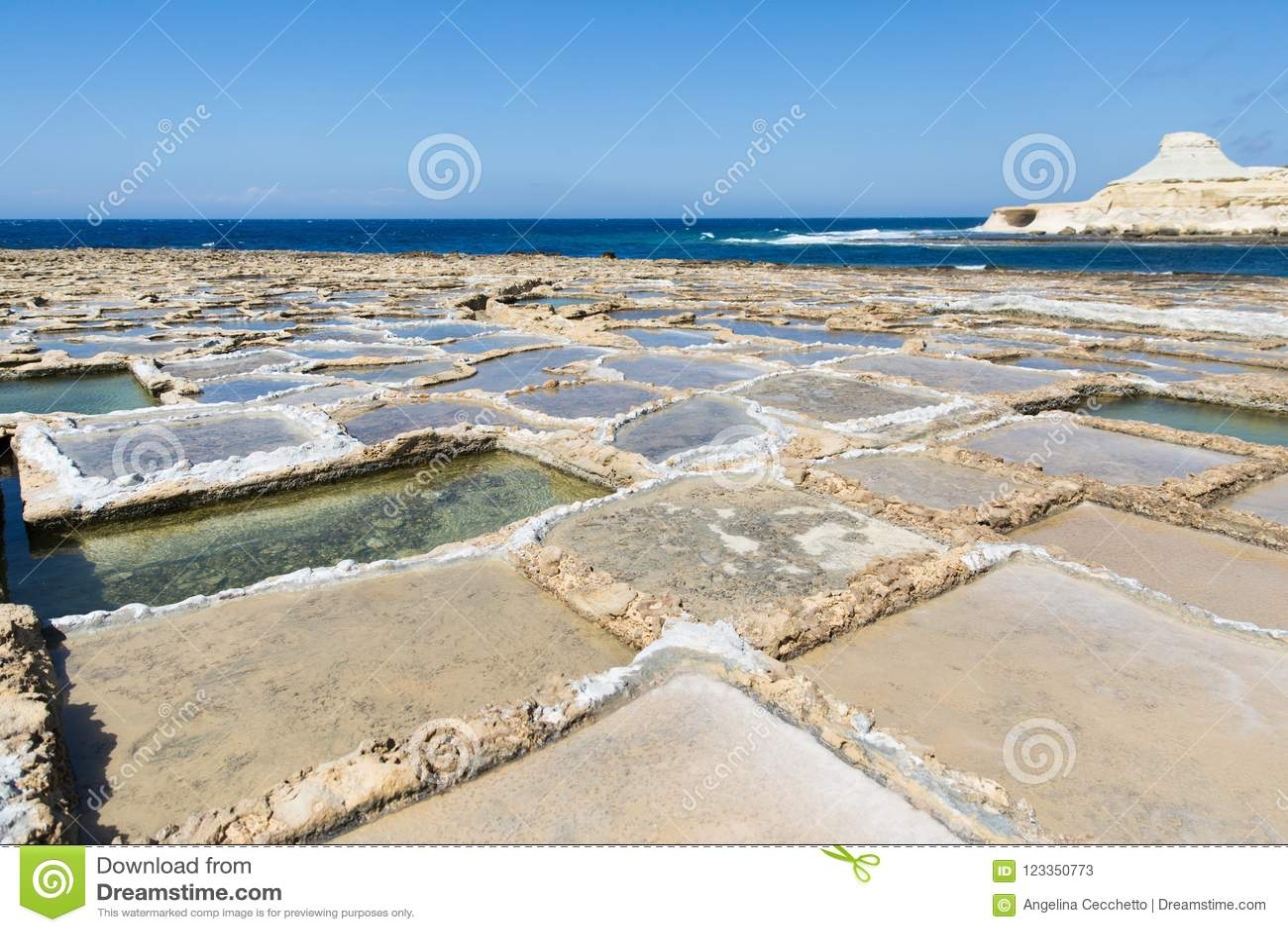 Natural limestone rock formations Azure Window Dwejra Bay ...   Gozo Limestone