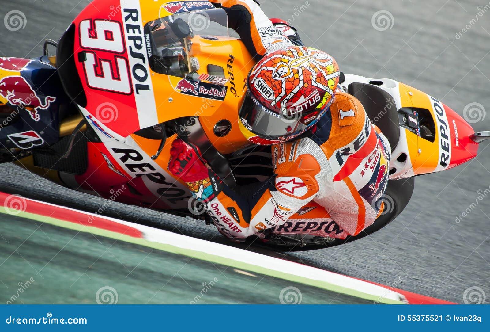 GP CATALUNYA MOTO GP 2015 - MARC MARQUEZ