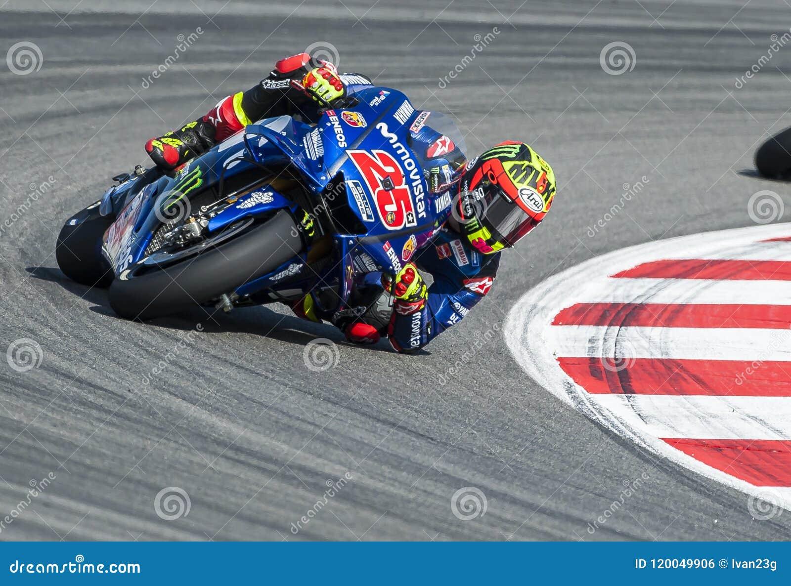 Gp Catalunya Motogp 2018 Editorial Photo Image Of Rider 120049906