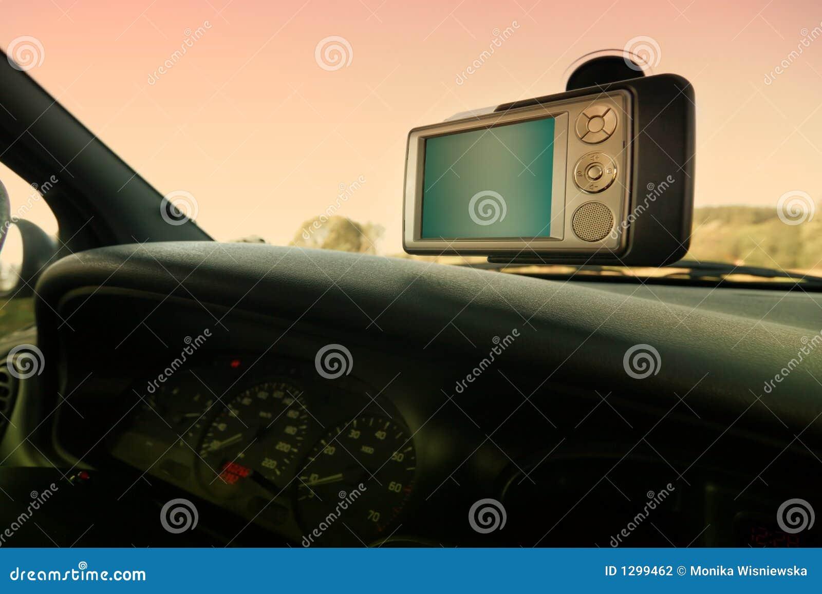 GPS - In The Car