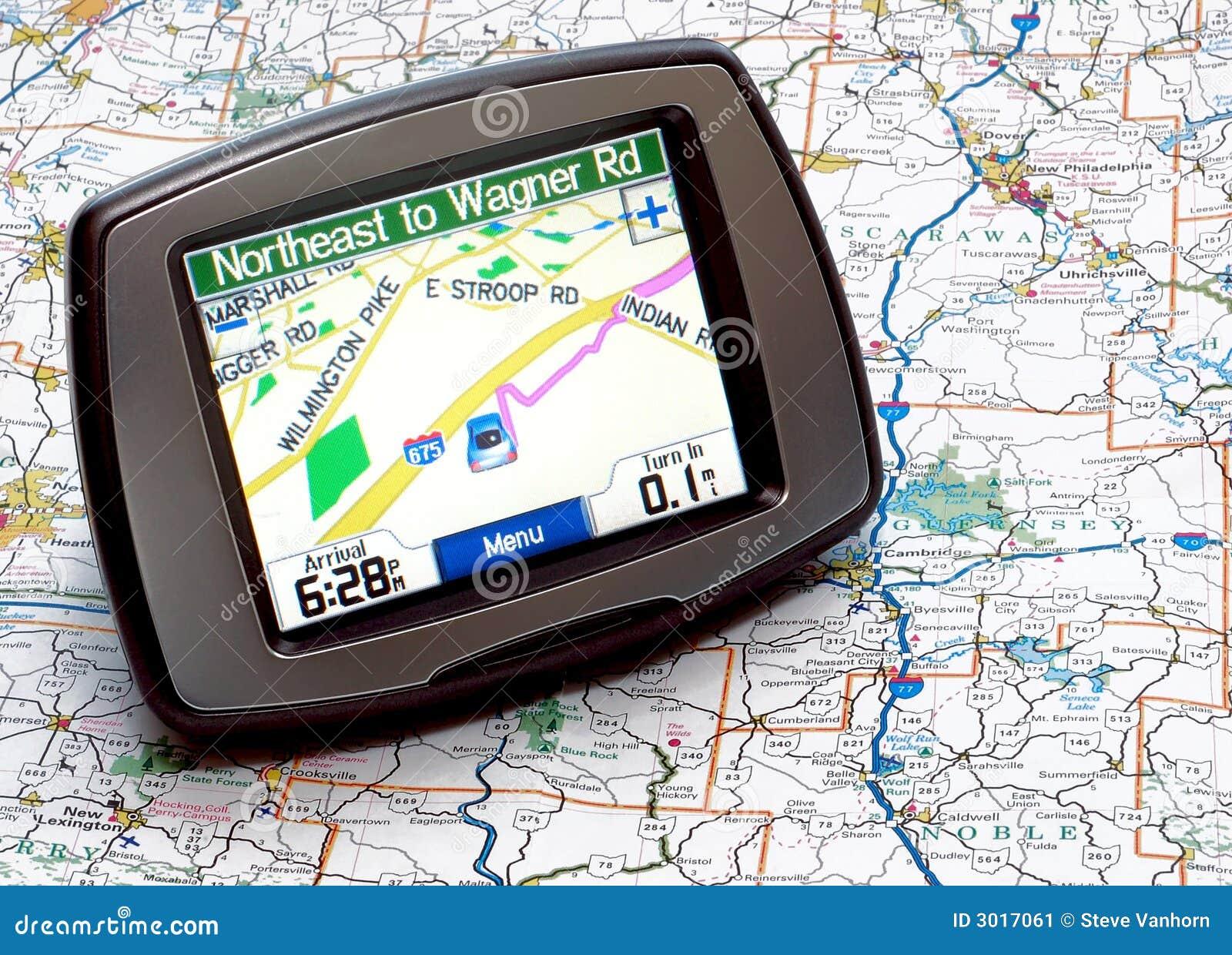 GPS ou carte