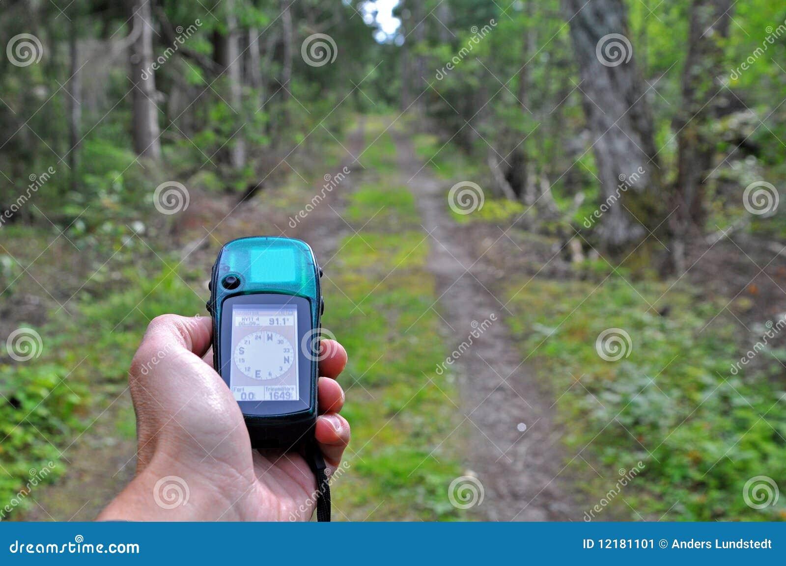 Gps-Trekking