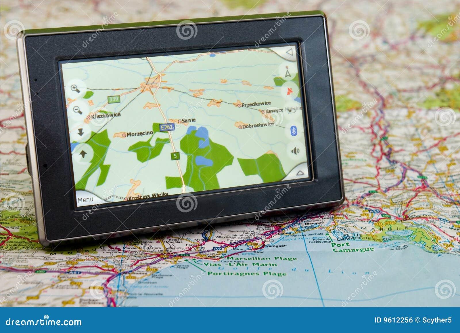 GPS y correspondencia