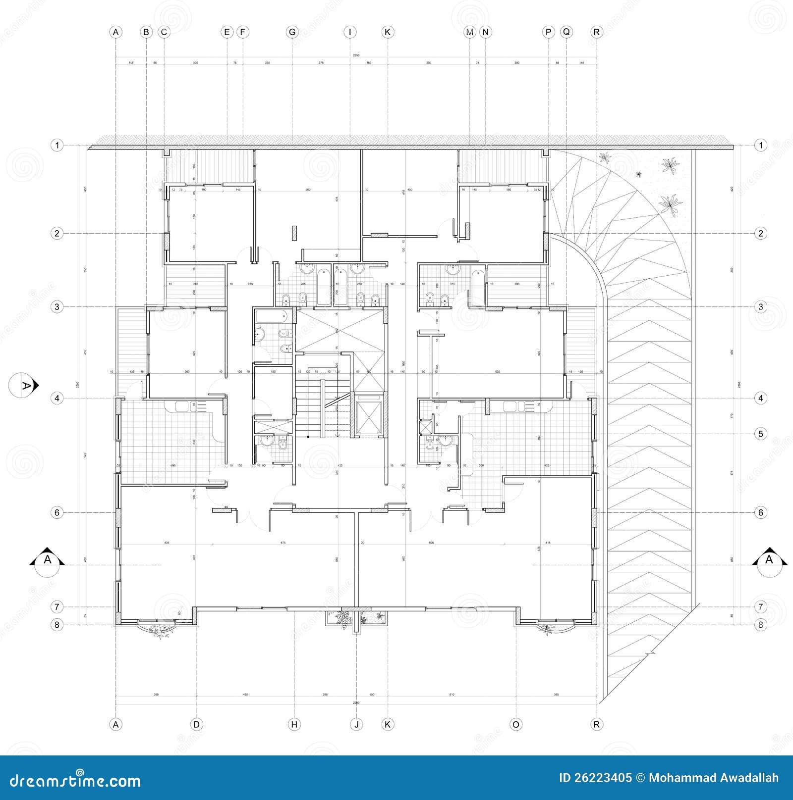 Gráfico arquitectónico