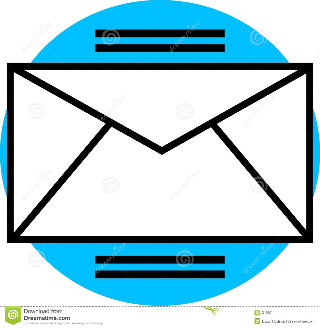 Gráfico del email