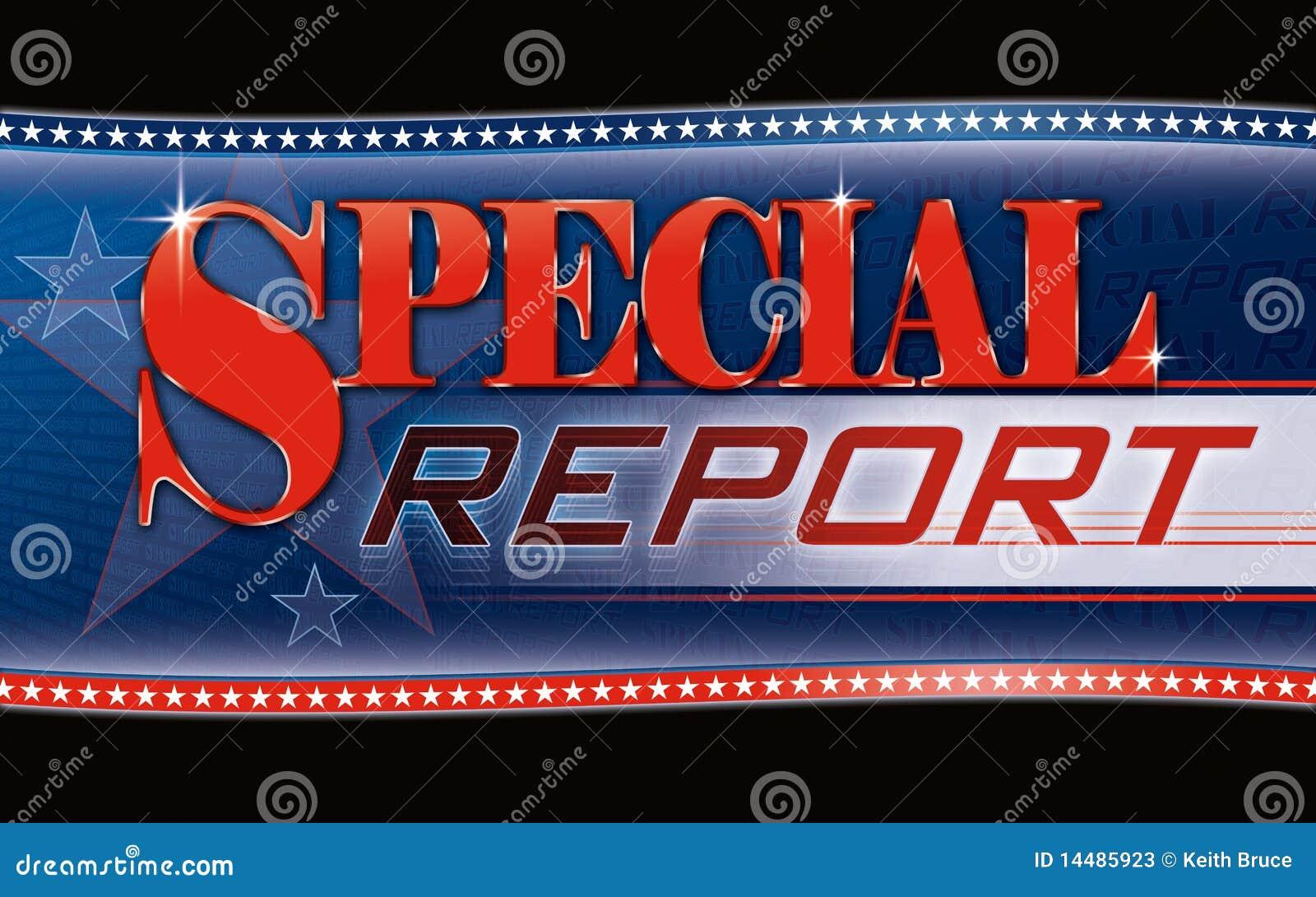 Gráfico del informe especial