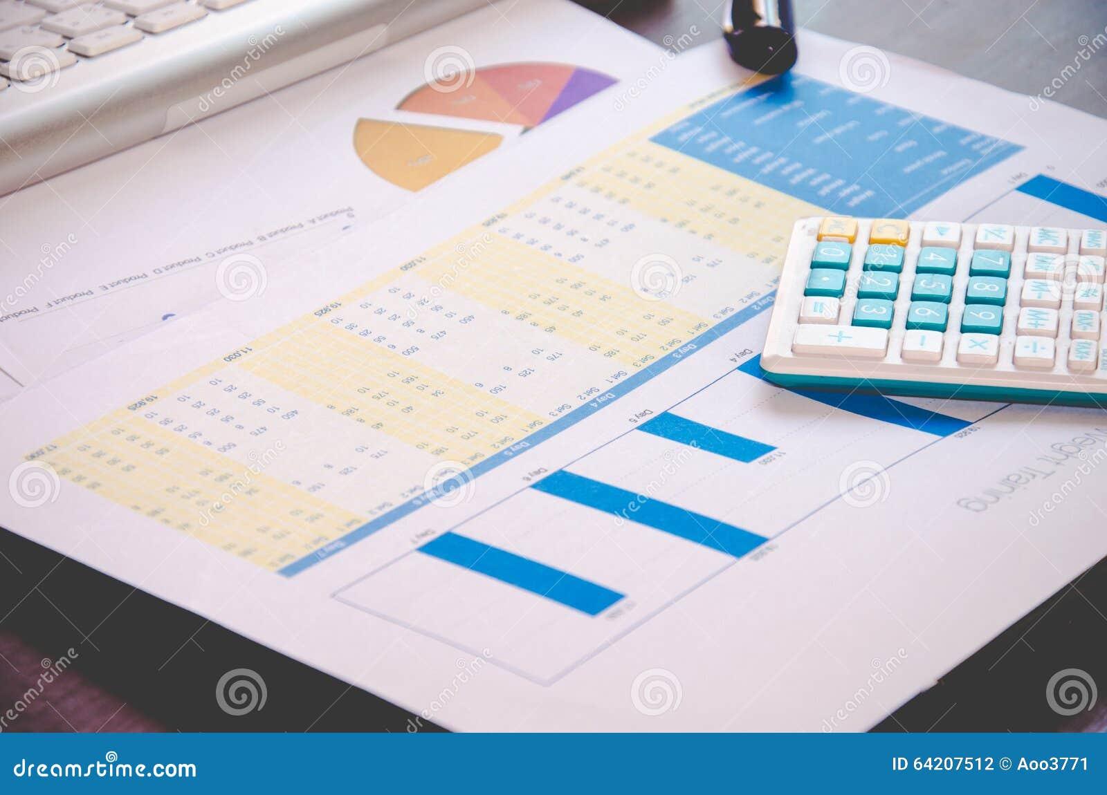 Gráfico y calculadora