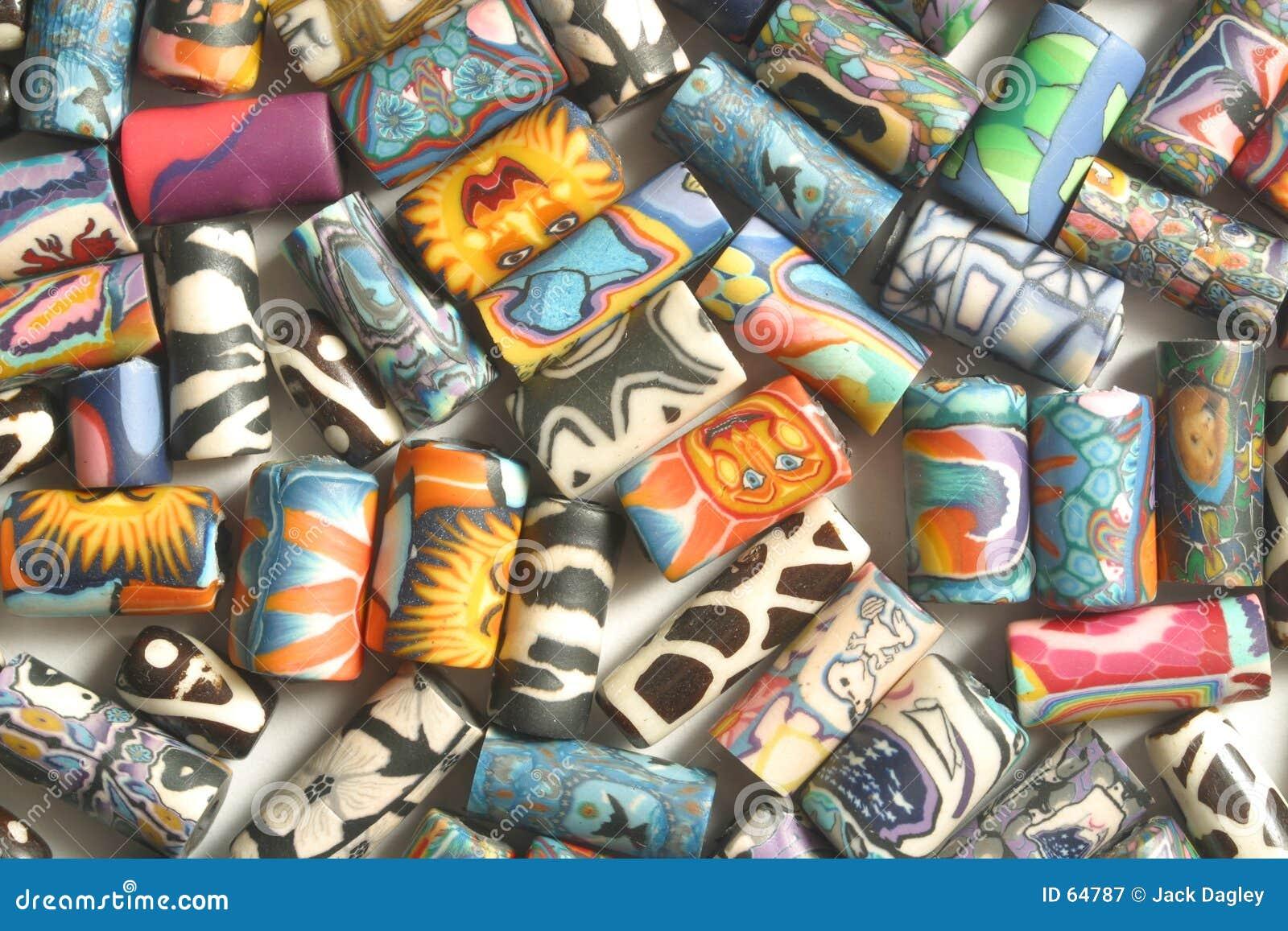 Grânulos Multi-colored