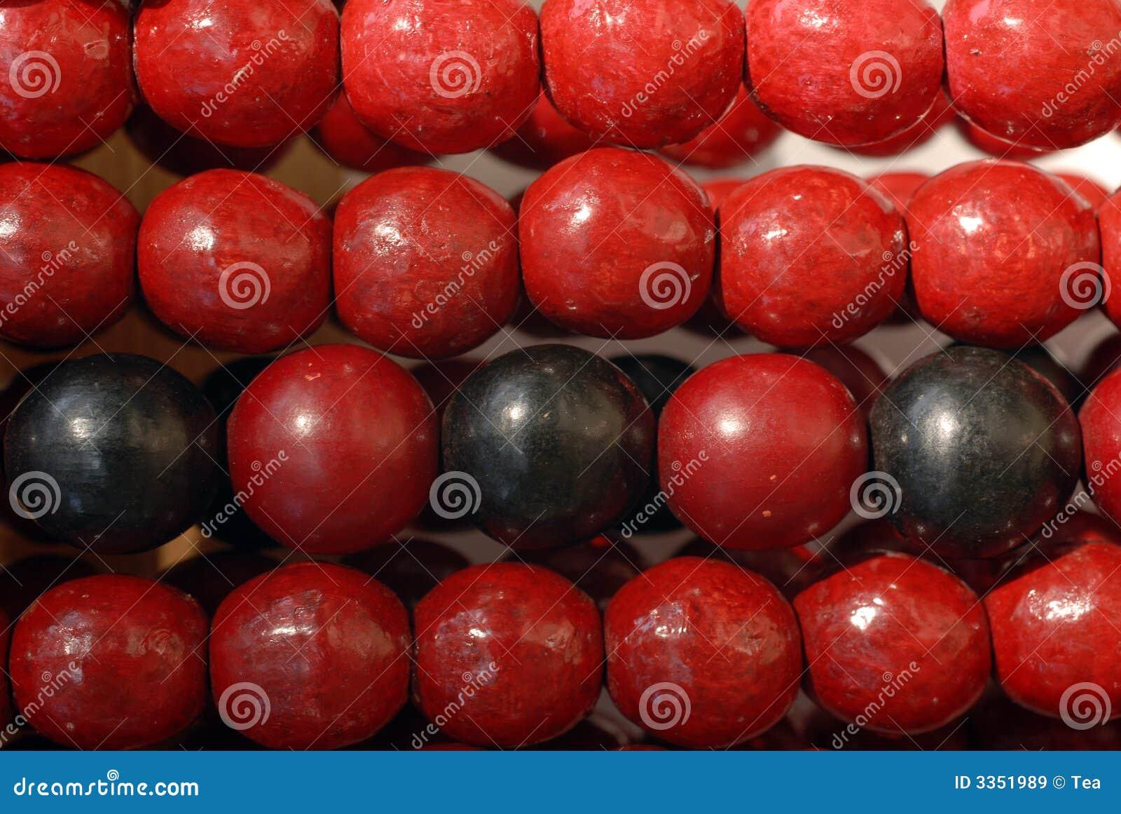 Grânulos vermelhos