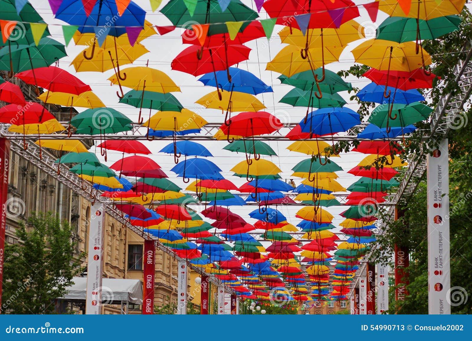 Grändparaplyer