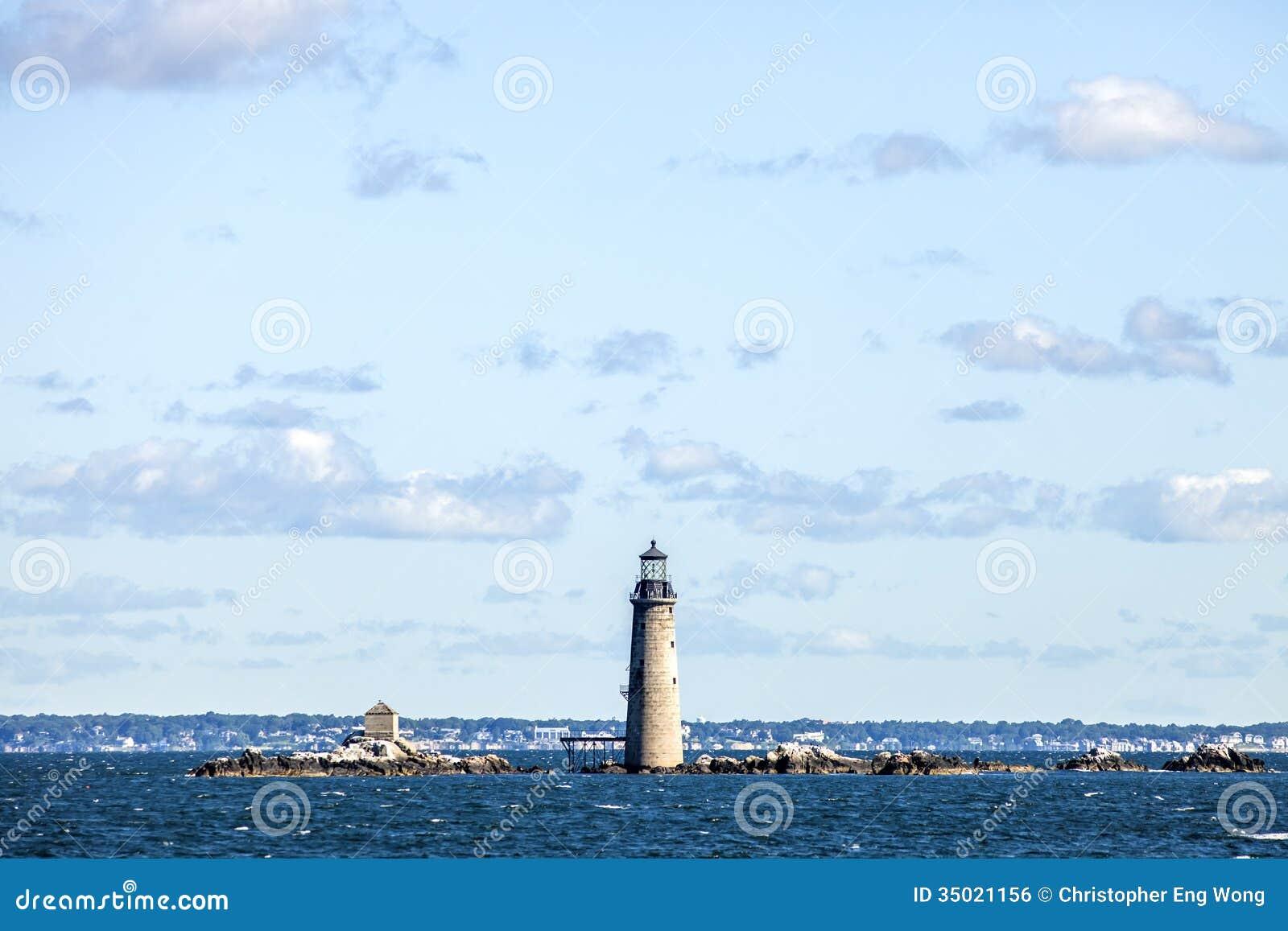Grób latarnia morska