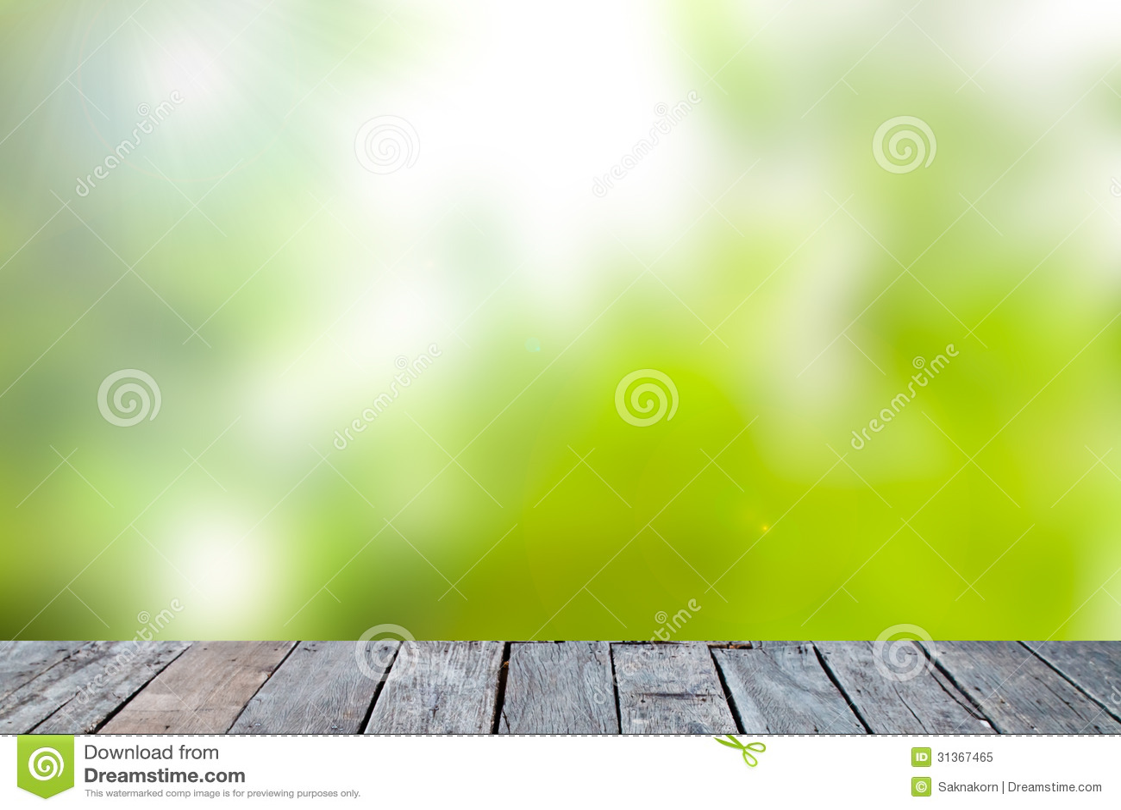 Grön abstrakt suddighetsnaturbakgrund