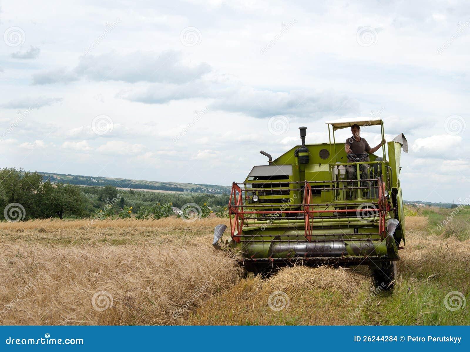 Grön combine