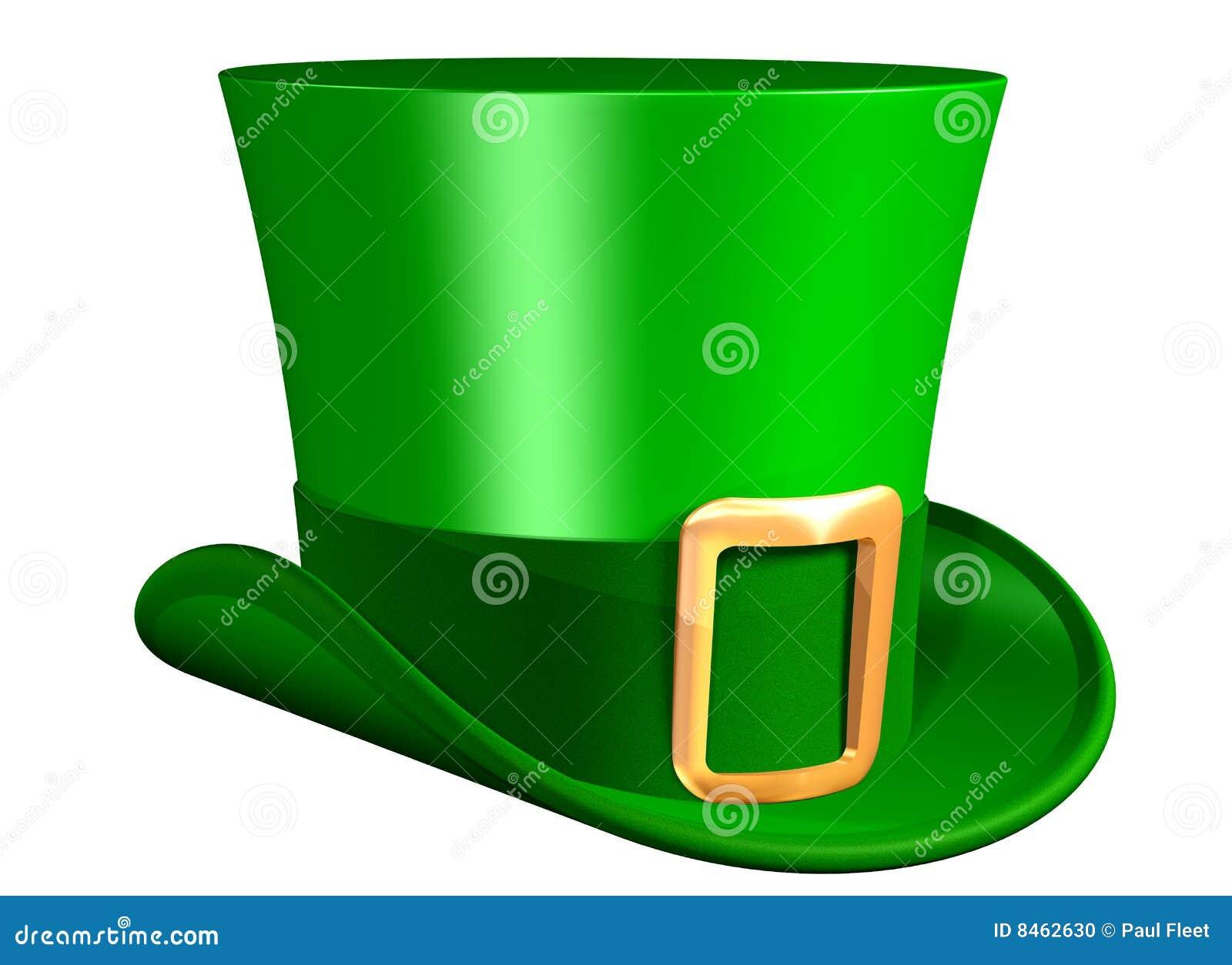 Grön hattöverkant