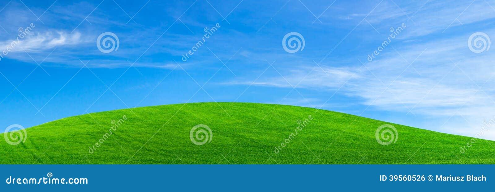Grön kulle