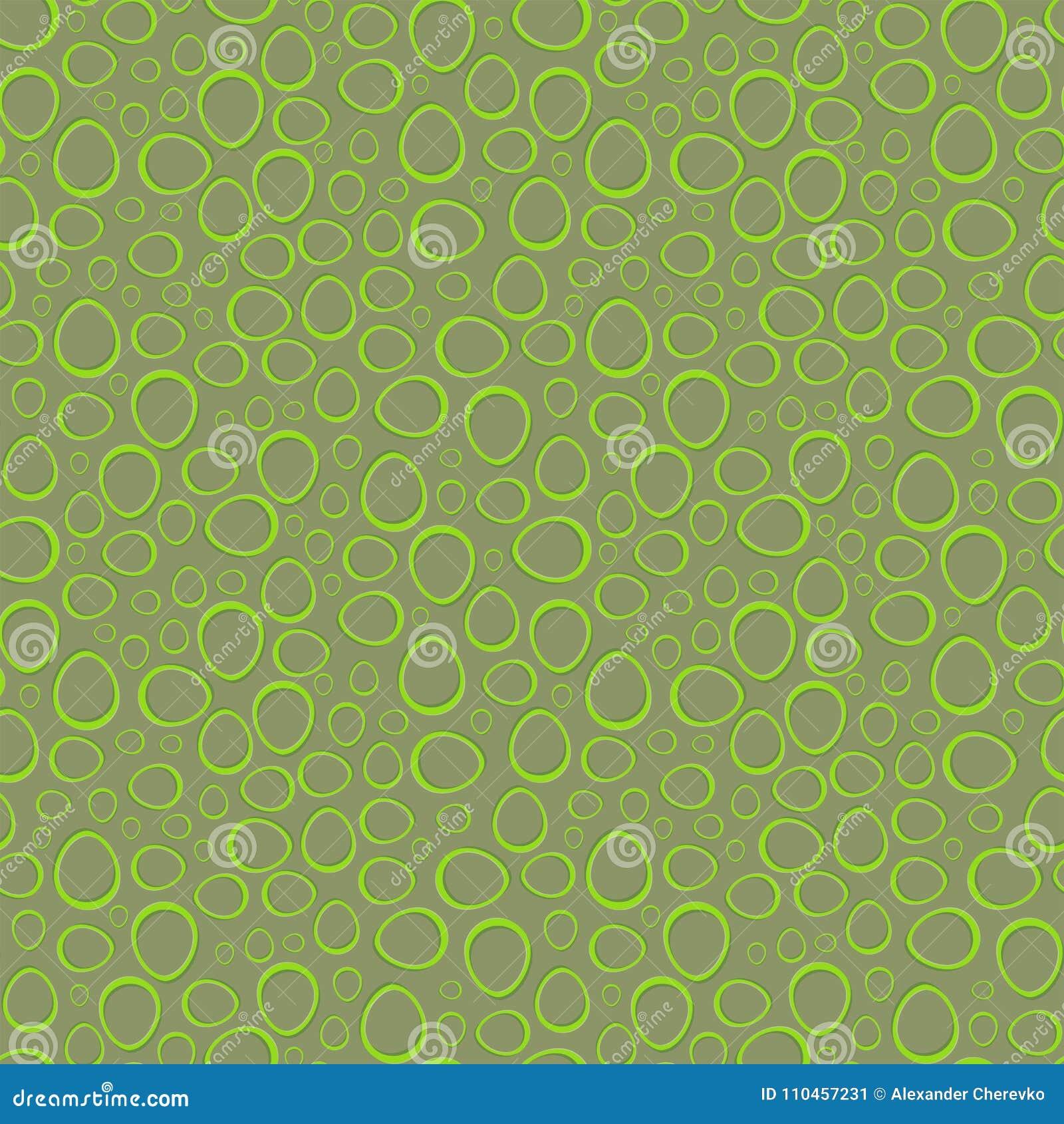 Grön sömlös bakgrund för påsk