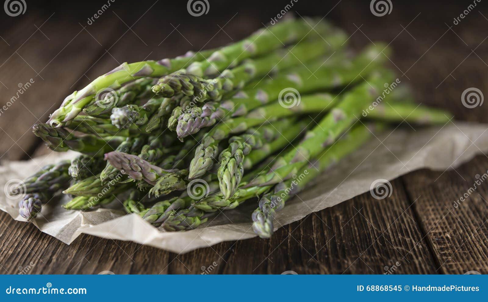 Grön sparris