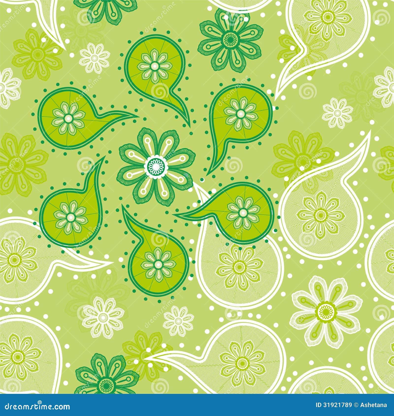 Grön textur.