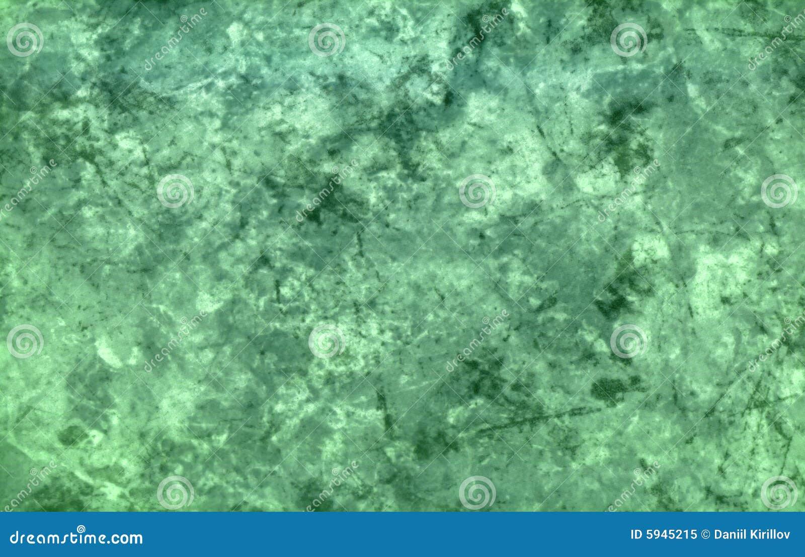 Grön textur för marmorstenyttersida