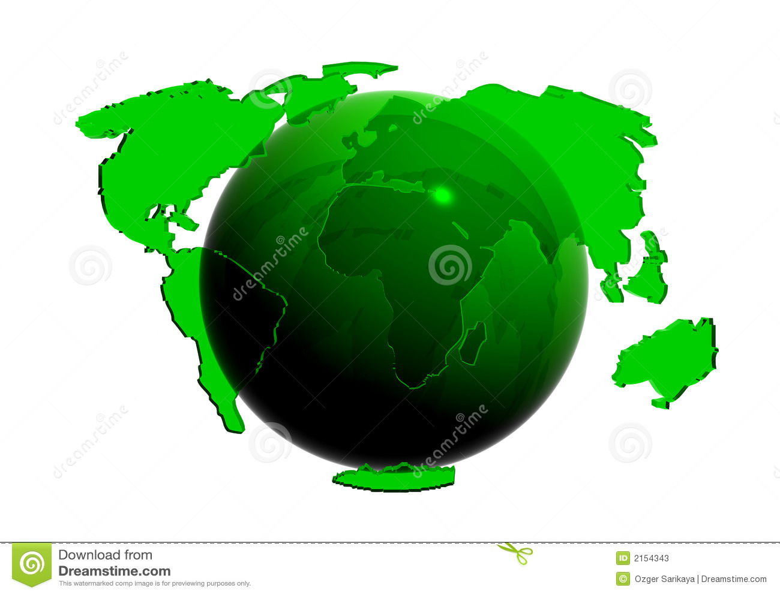 Grön värld