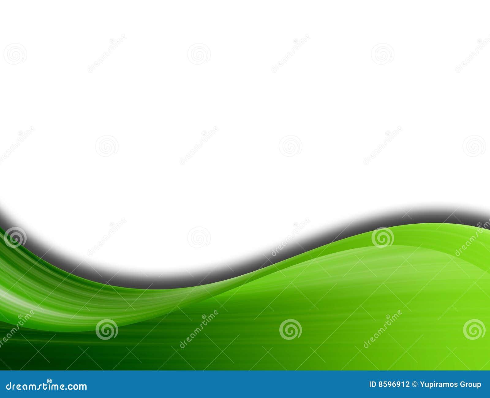 Grön wave