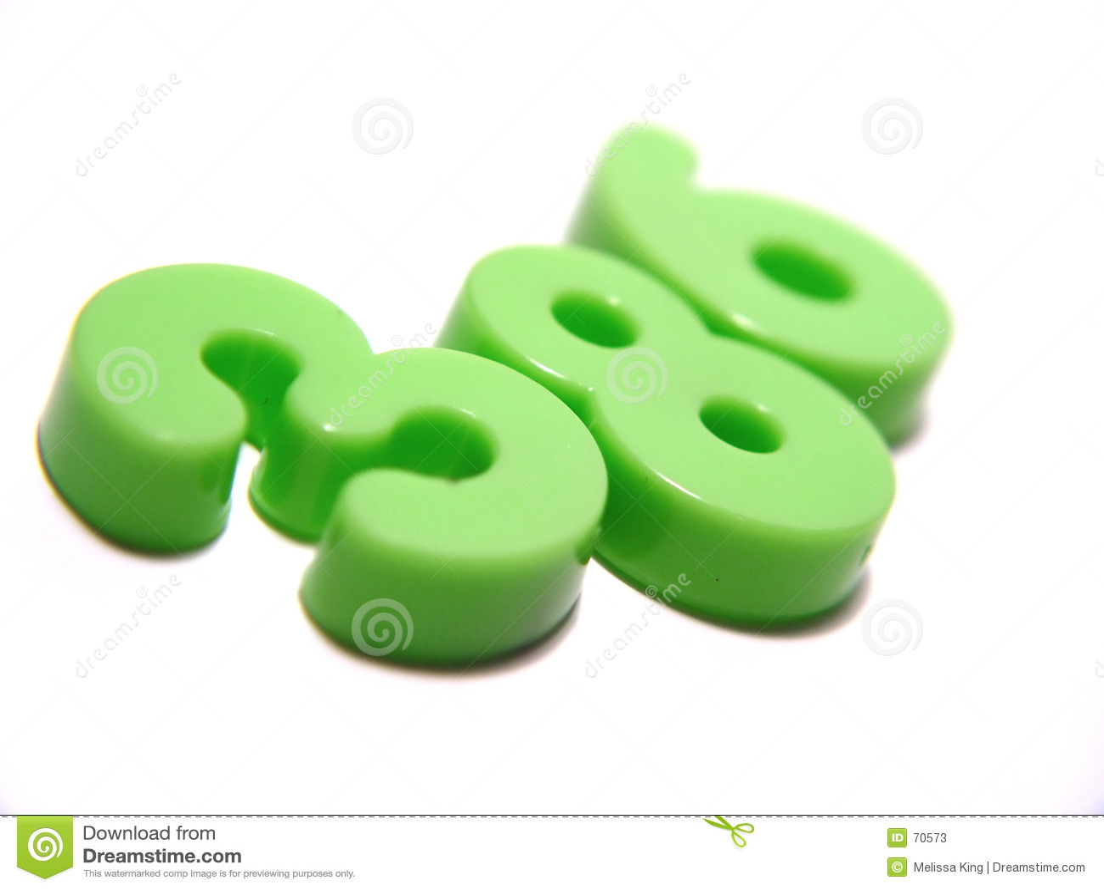 Gröna nummer