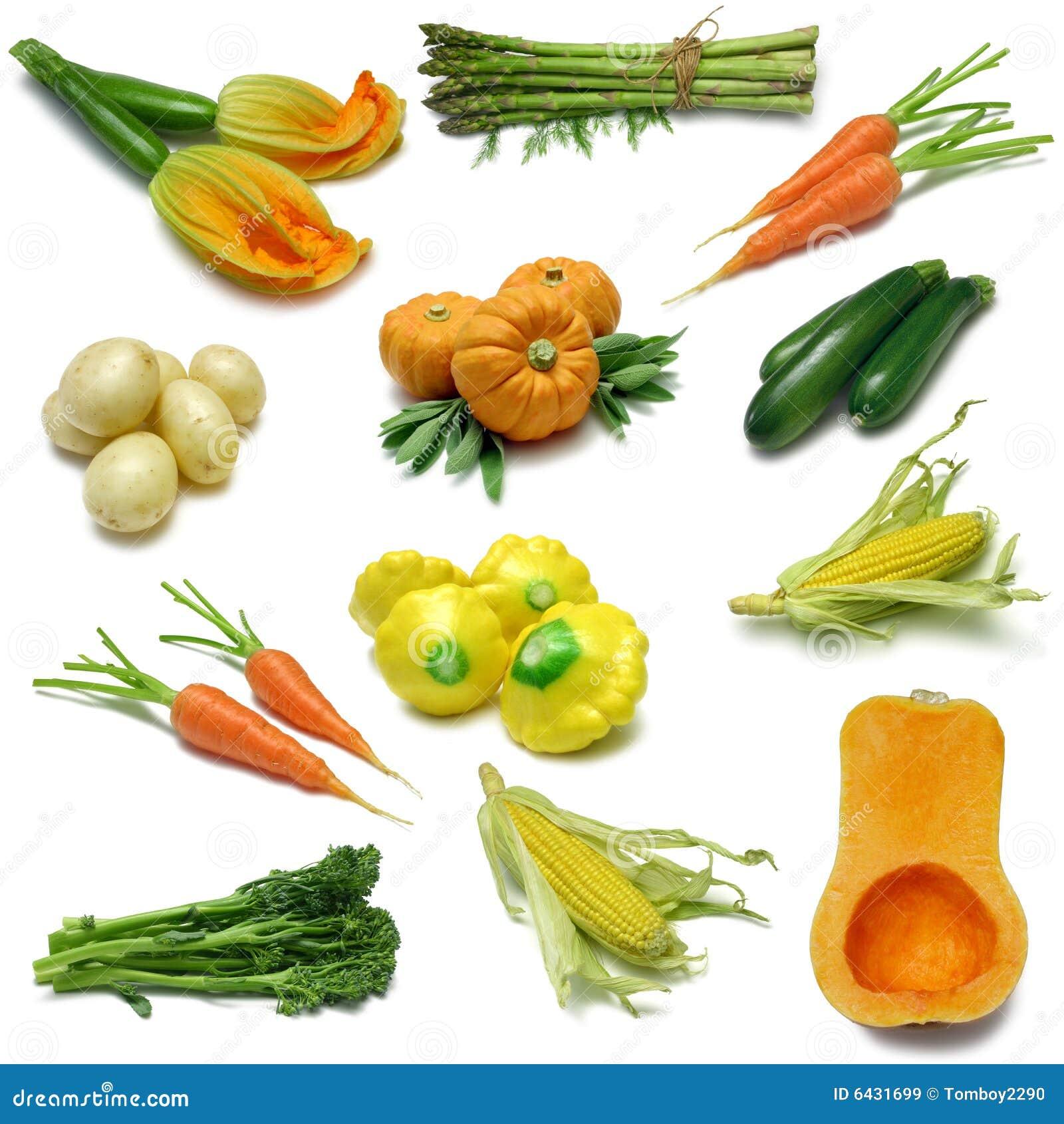 Grönsak för märkduk tre
