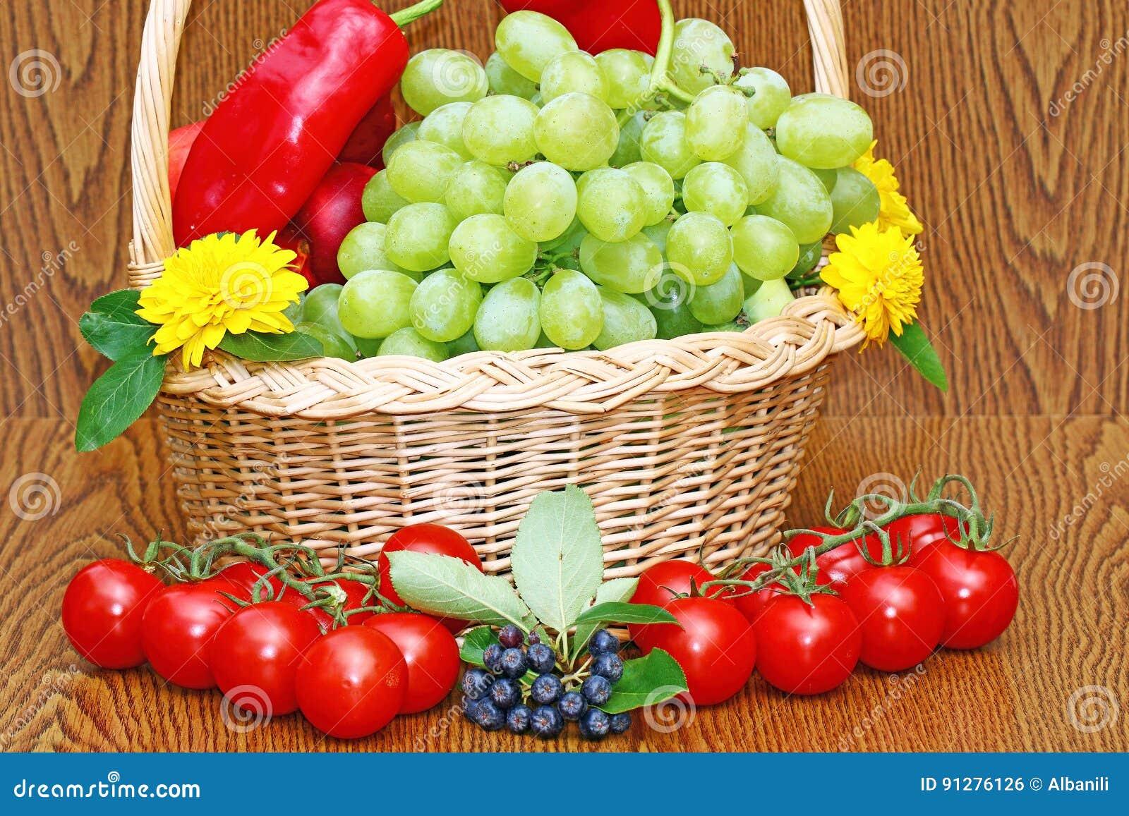 Grönsakkorg