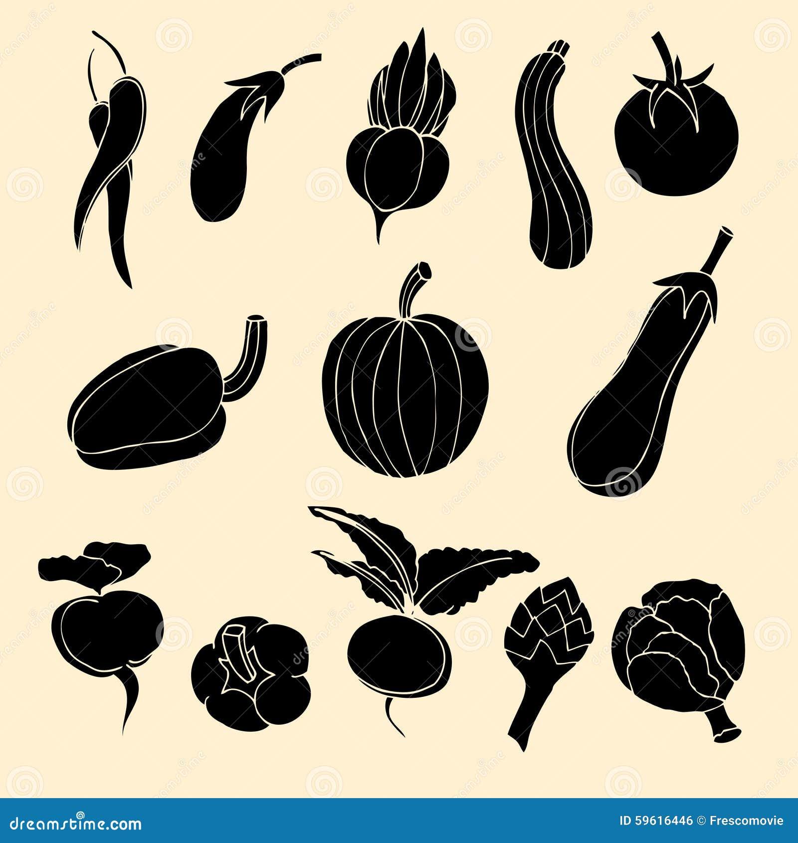 Grönsaksymboler