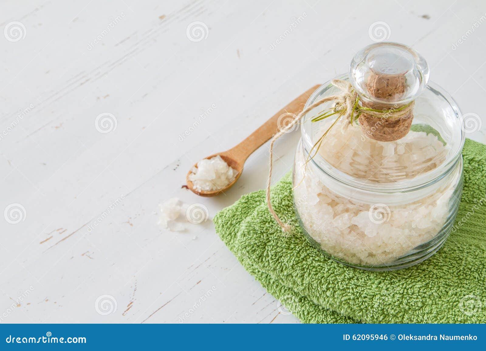 salt och bad