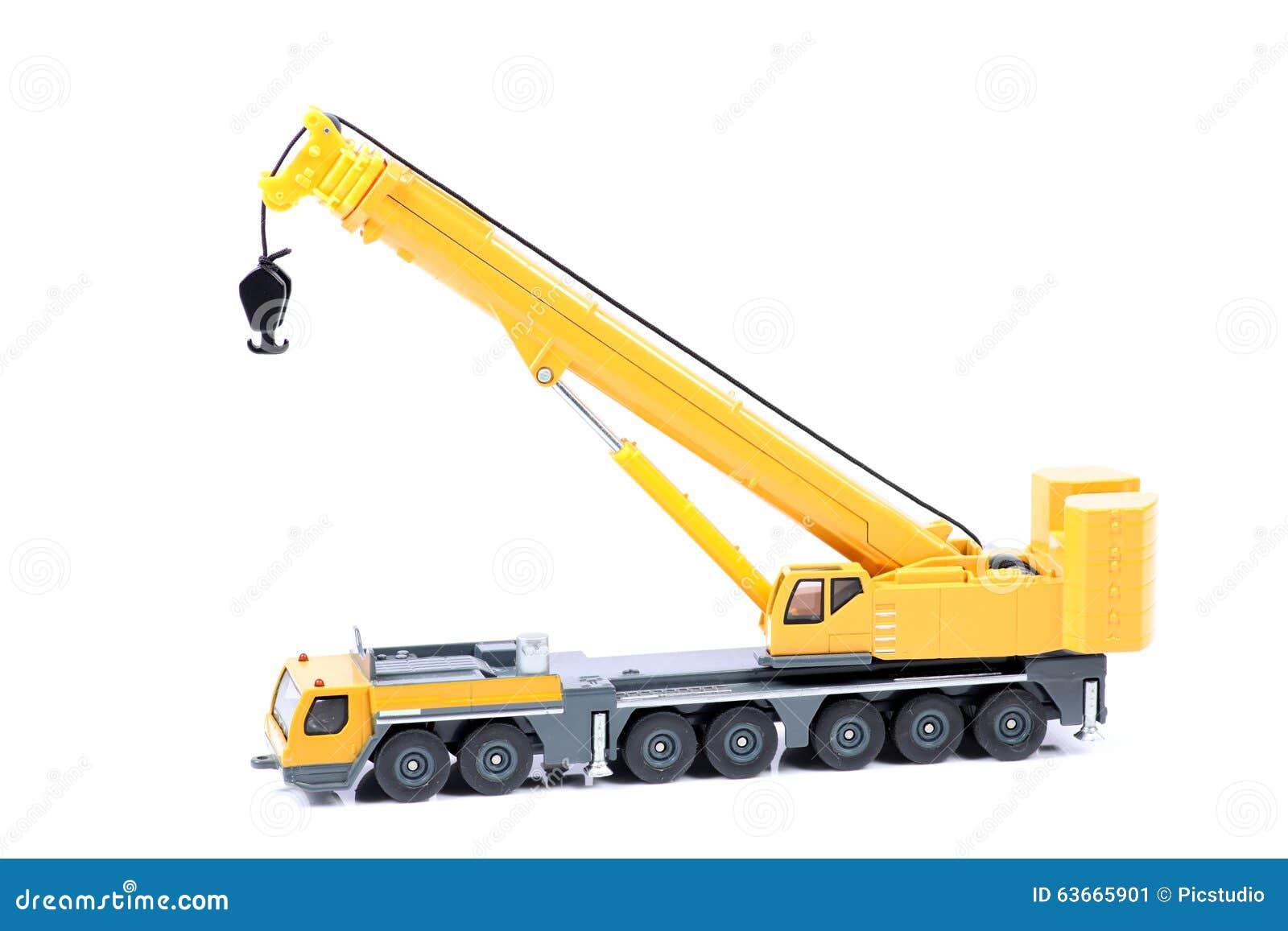 Grúa del camión pesado