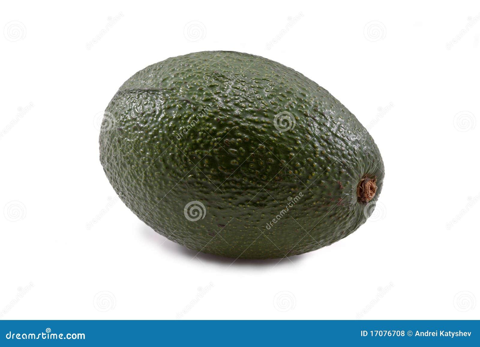 Grüne Avocado