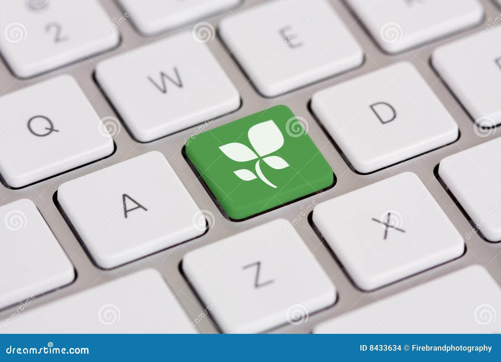 Grünen Sie Technologie