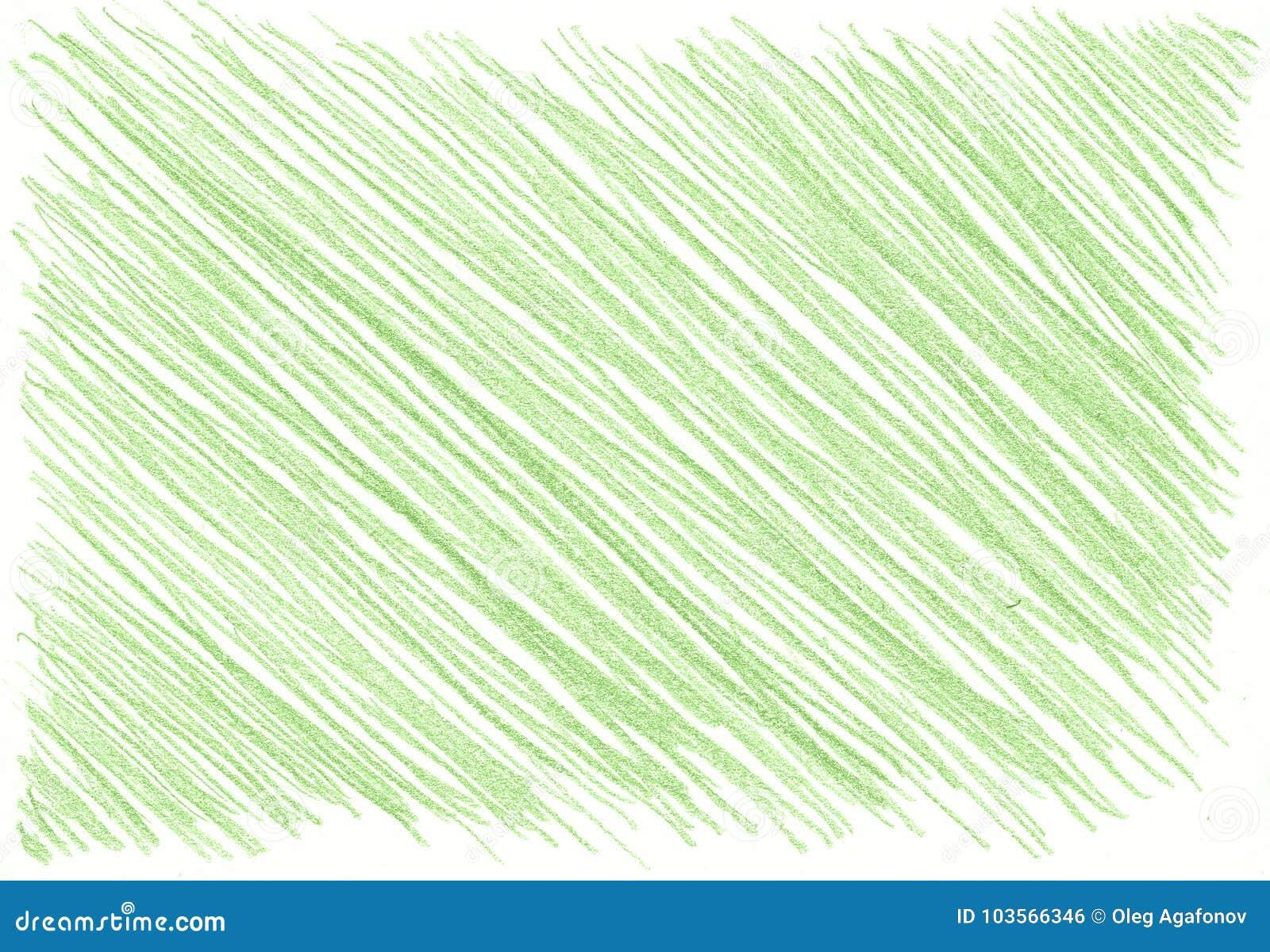 Grüner organischer natürlicher Hintergrund mit eco Bleistiftschmutz-Holzkohlenbeschaffenheit