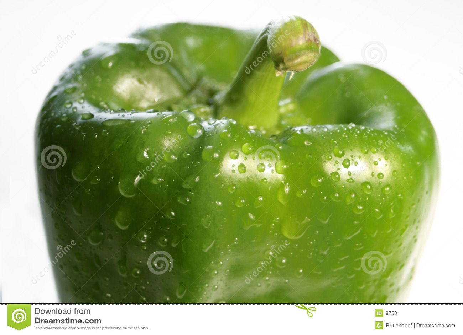Grüner Pfeffer