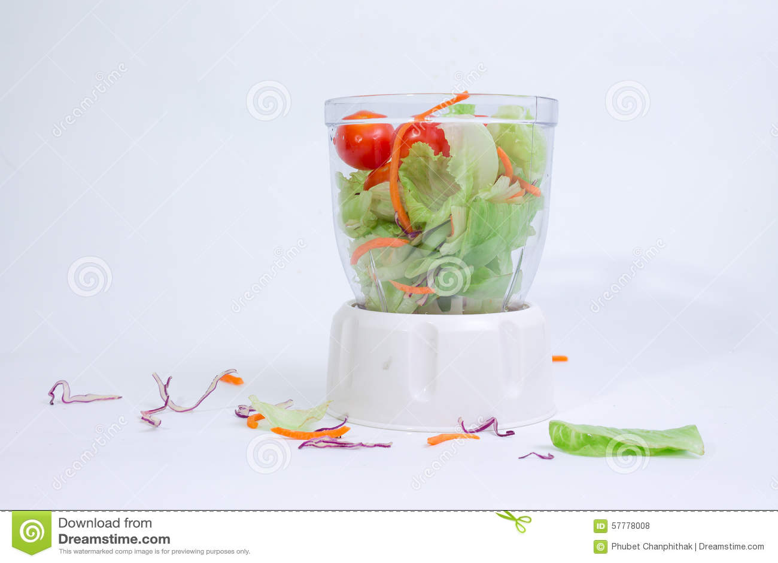 Grüner Salat _1