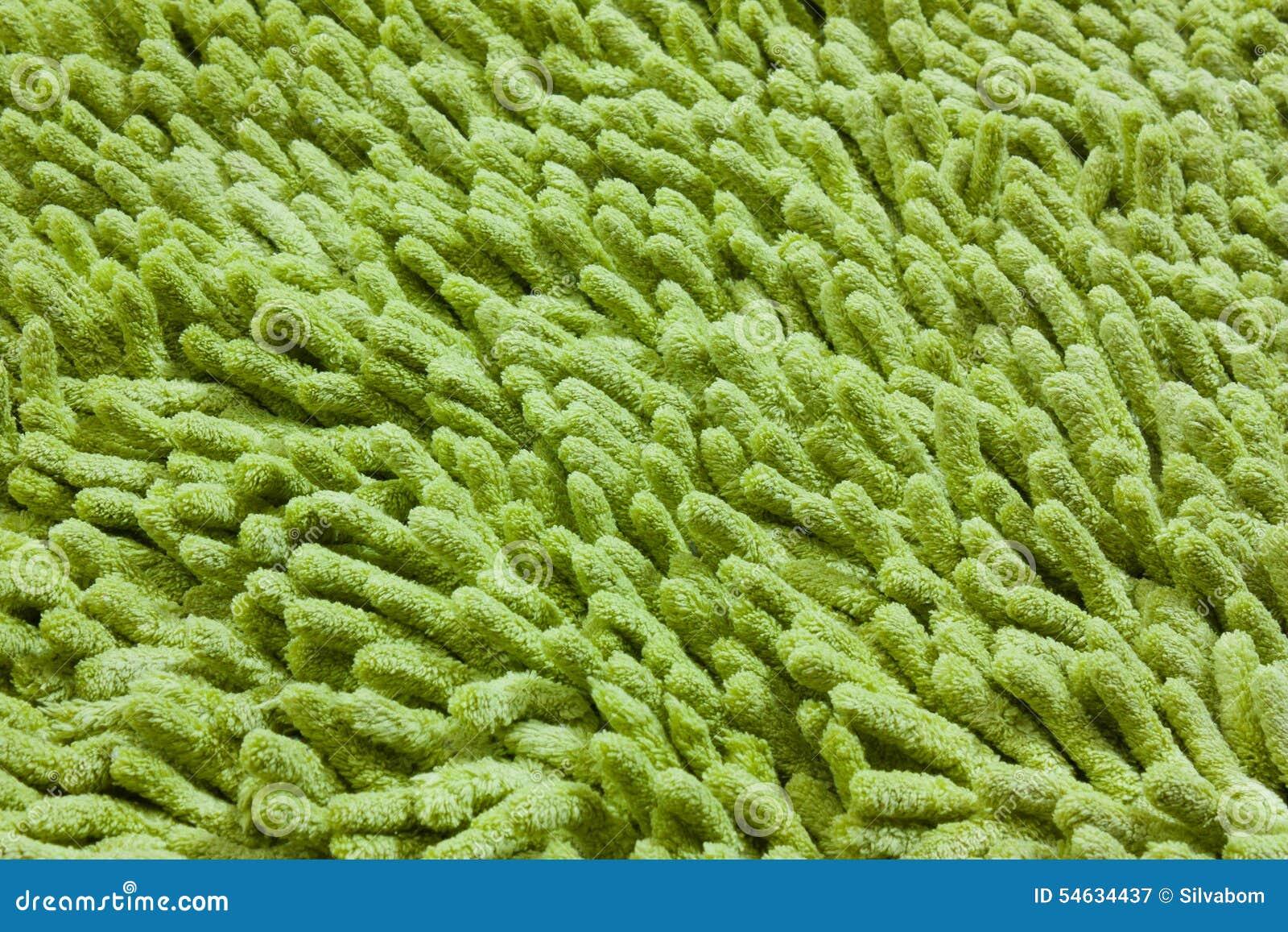 Grüner teppich  Grüner Teppich-Hintergrund Stockfoto - Bild: 54634437