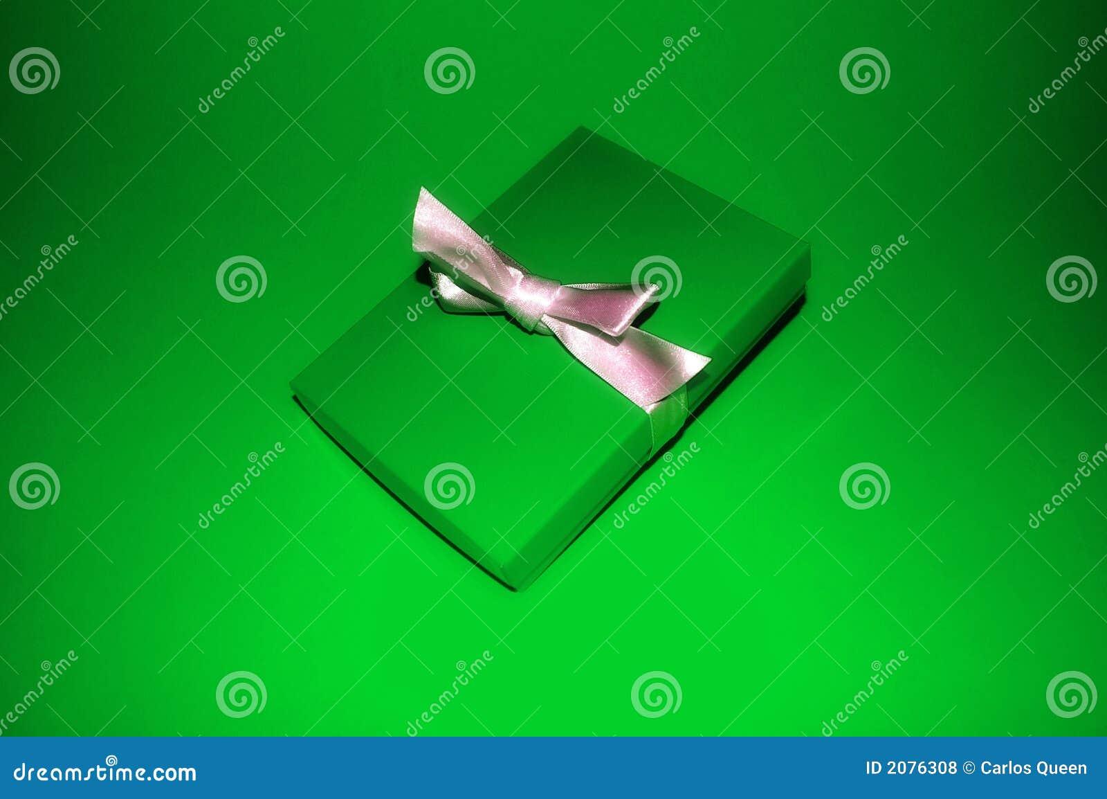 Grünes Geschenk