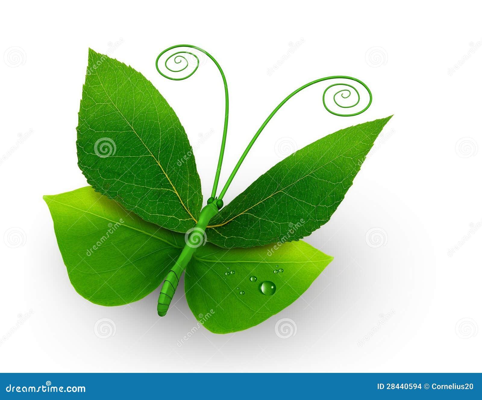 Grünes Konzept