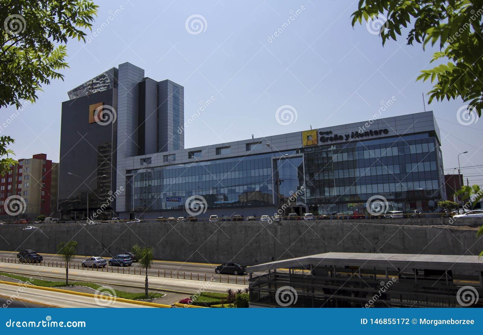 Graña y蒙特罗,建筑和工程学商业公司