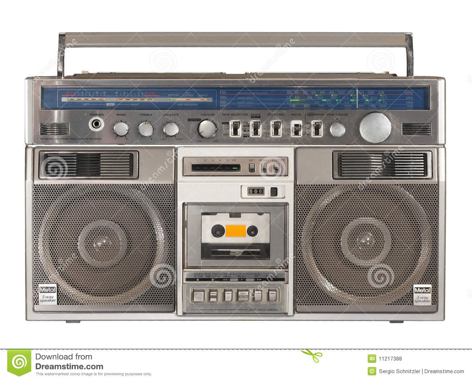 Grabadora de radio 2