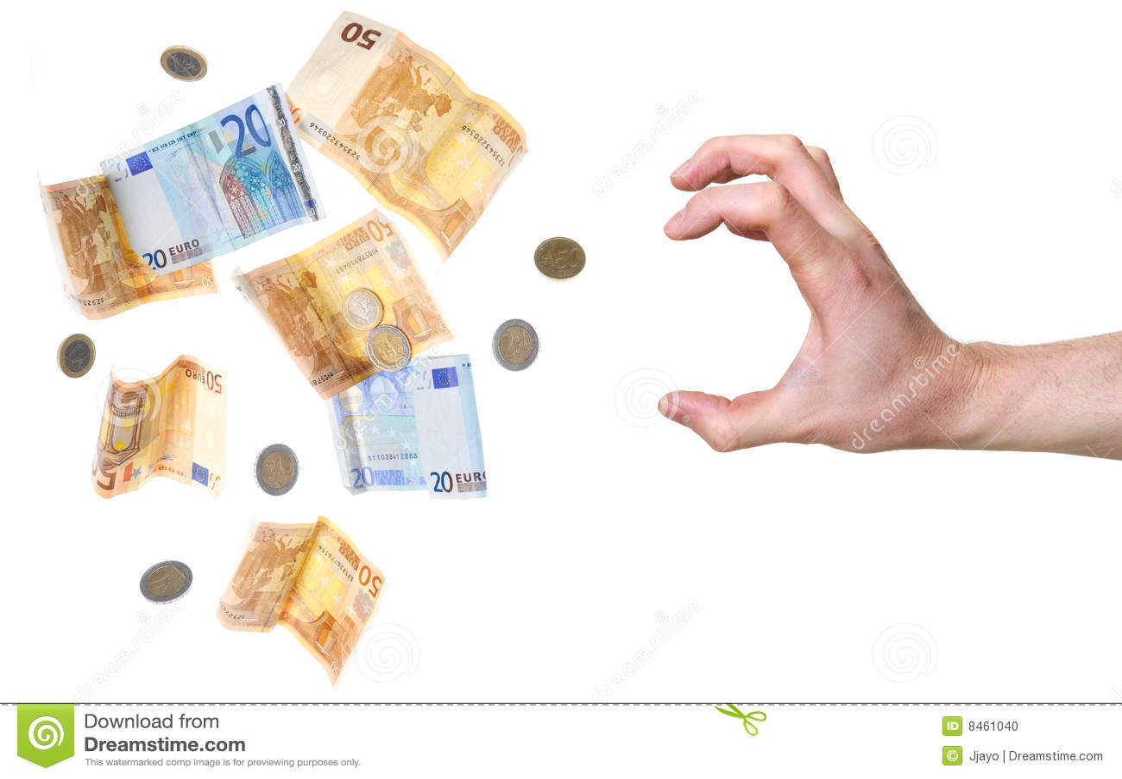 Grabhandpengar till