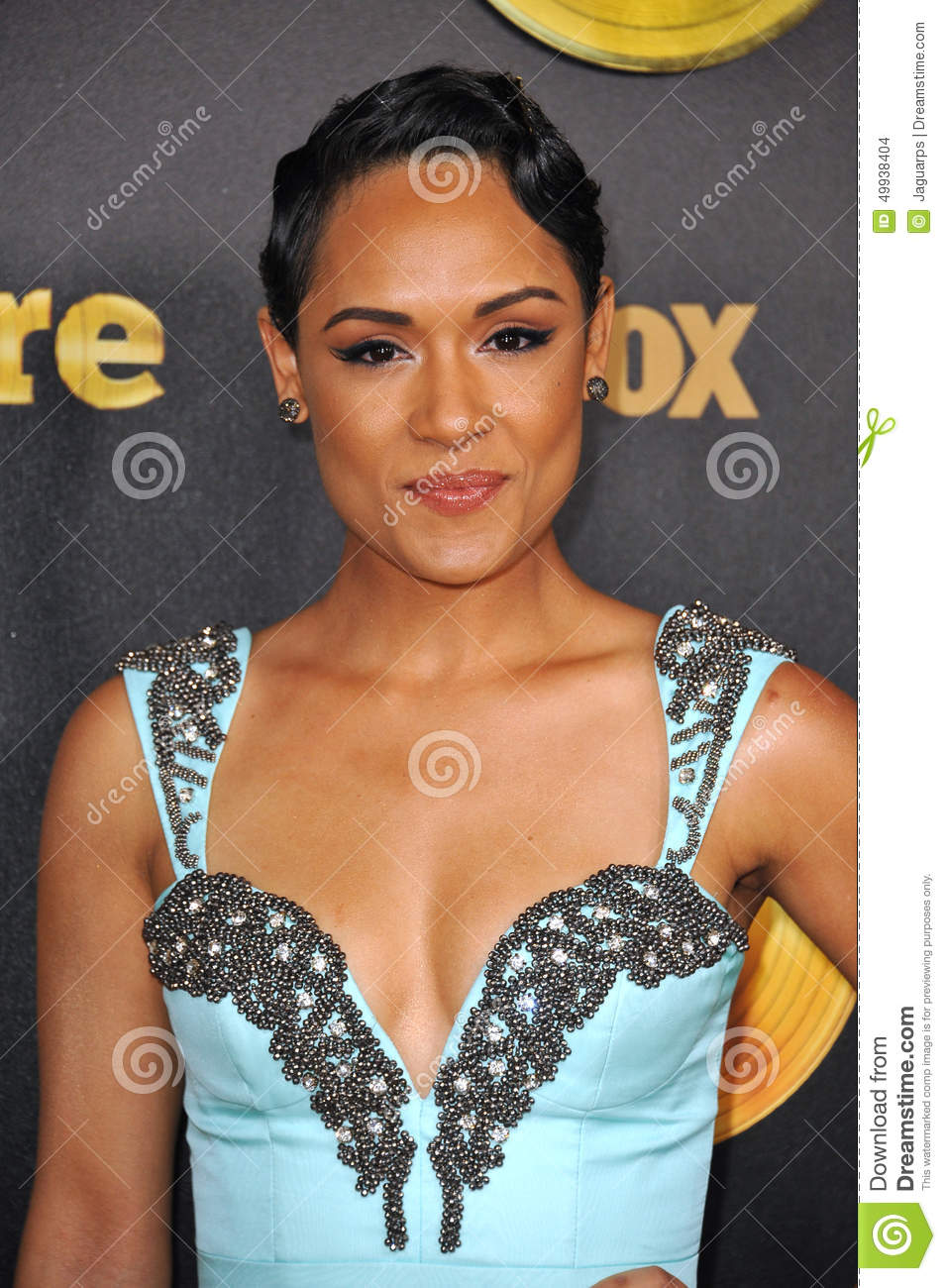 Grace Gealey Editorial Stock Image - Image: 49938404