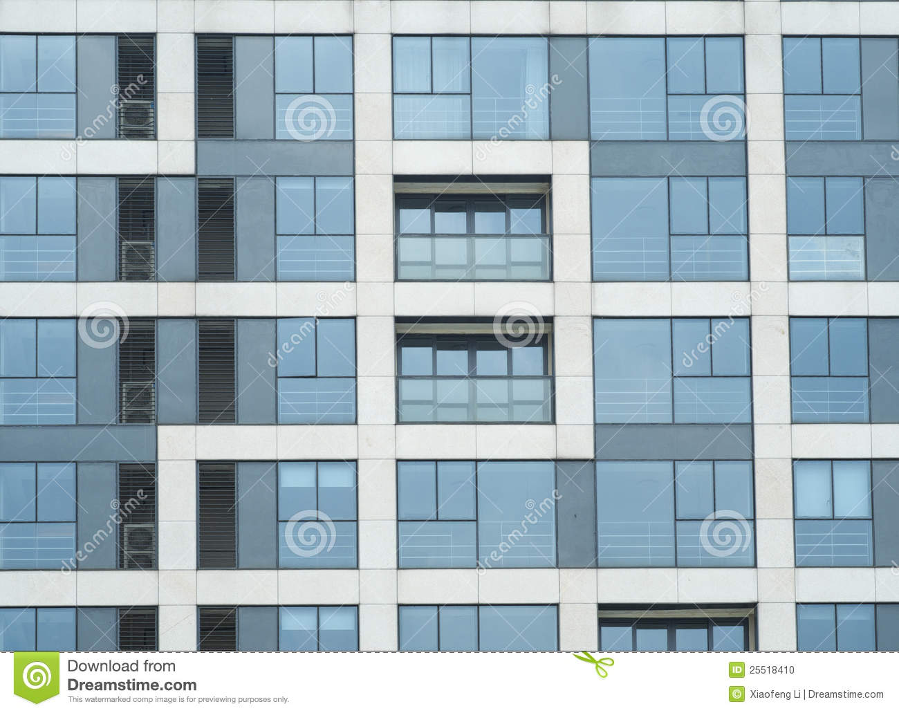 Graceful designs of residential buildings windows stock for Residential window design