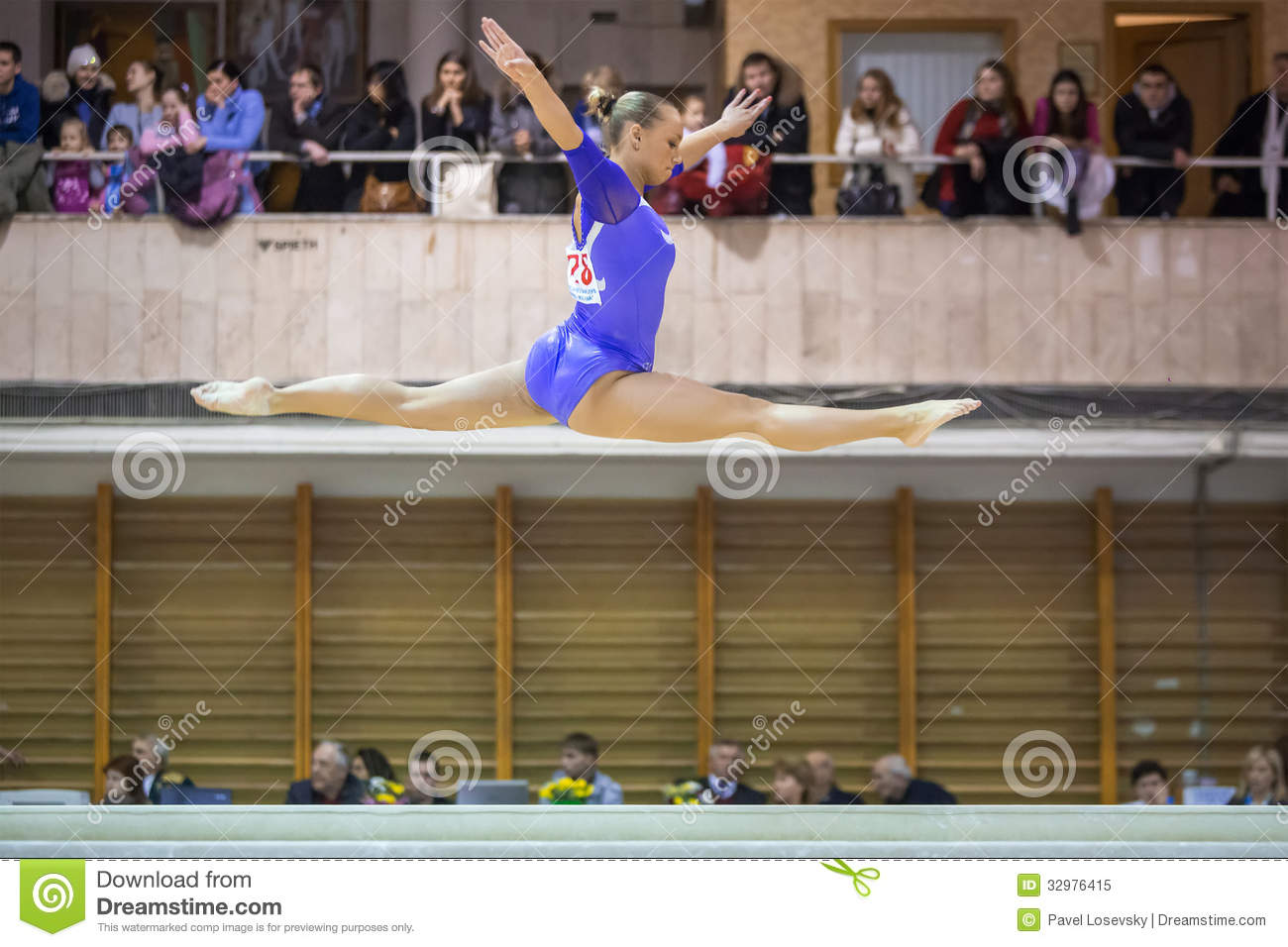voronin cup gymnastics meet