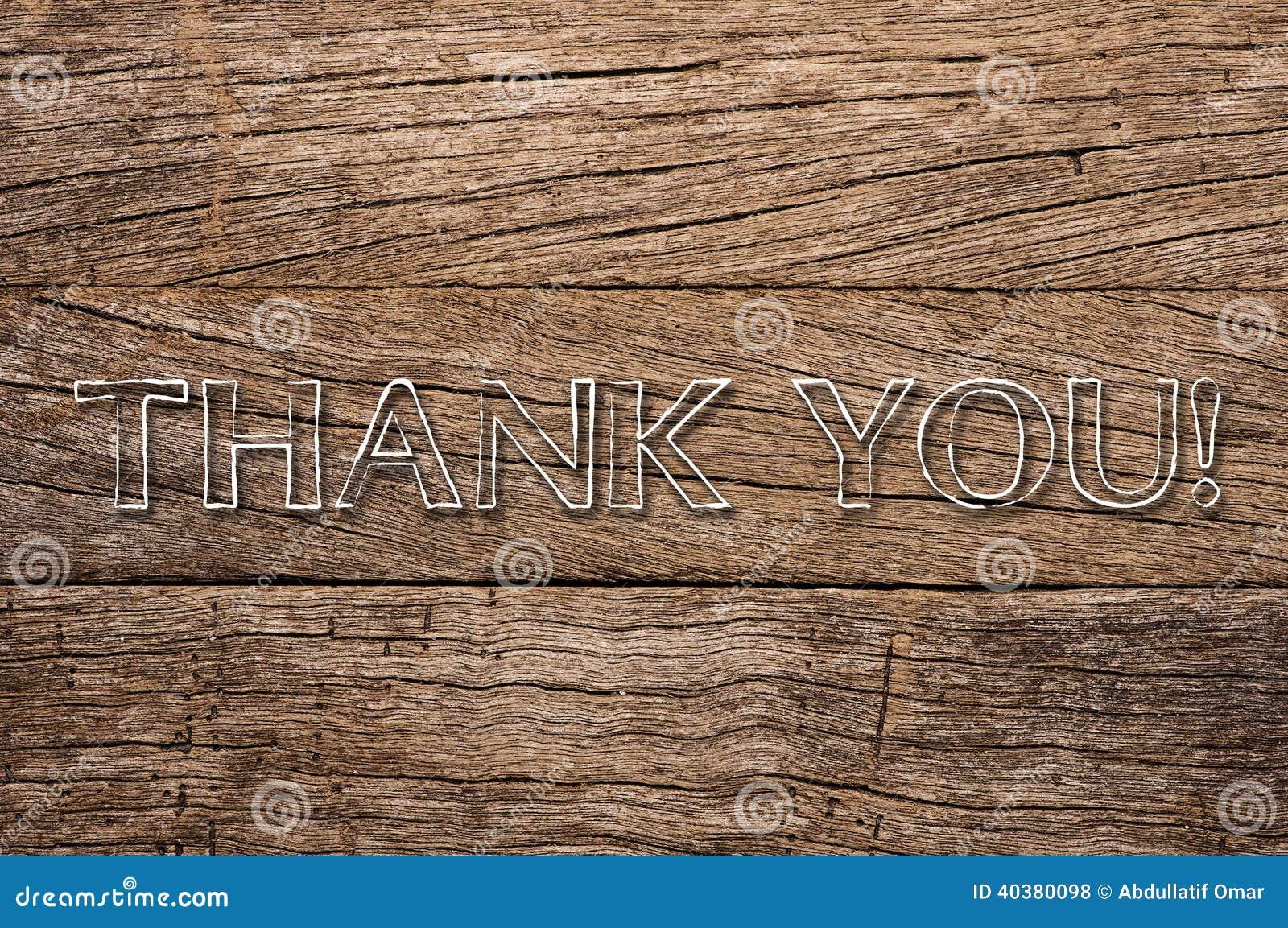 Gracias escrito en fondo de madera foto de archivo for Fondos de escrito